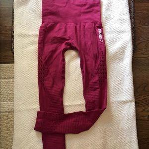 GYMSHARK Energy seamless full length leggings